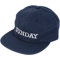 Sunday Rockwell Box Unstructured Hat navy BMX