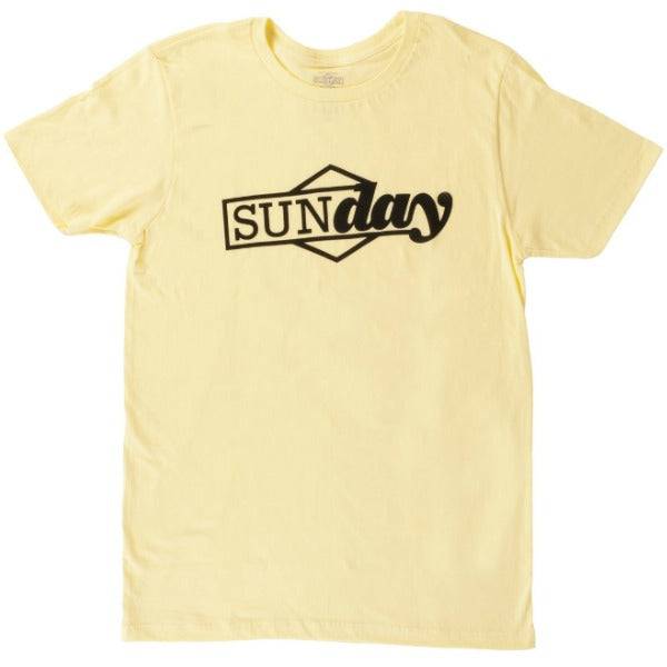 Sunday Composite Shirt notepad yellow BMX Tee