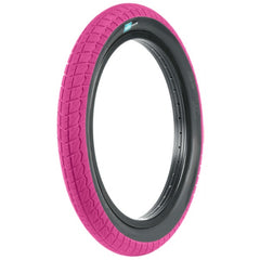 "Sunday Current 18"" Tire pink BMX"