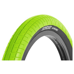 Sunday Street Sweeper Tires green