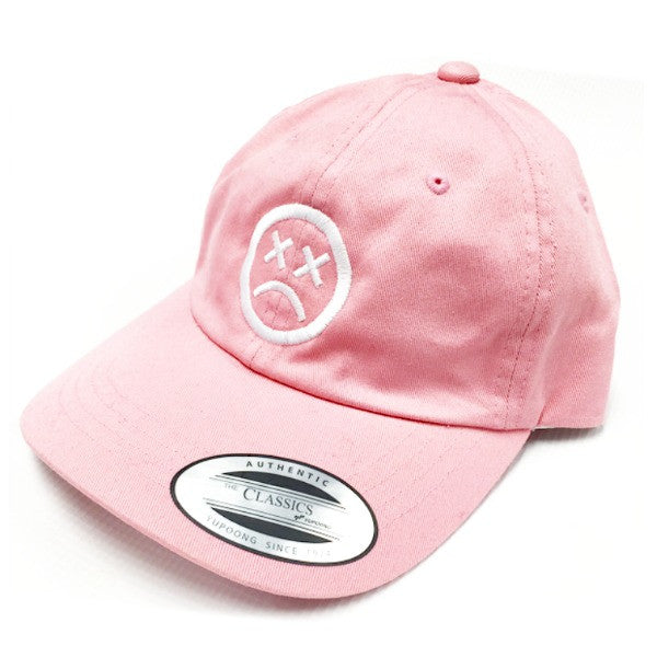 Thank You Mom Hat pink