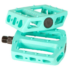 Fit Mac Pedals tiffany blue BMX Pedal