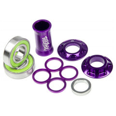 Total Bottom Bracket purple BMX