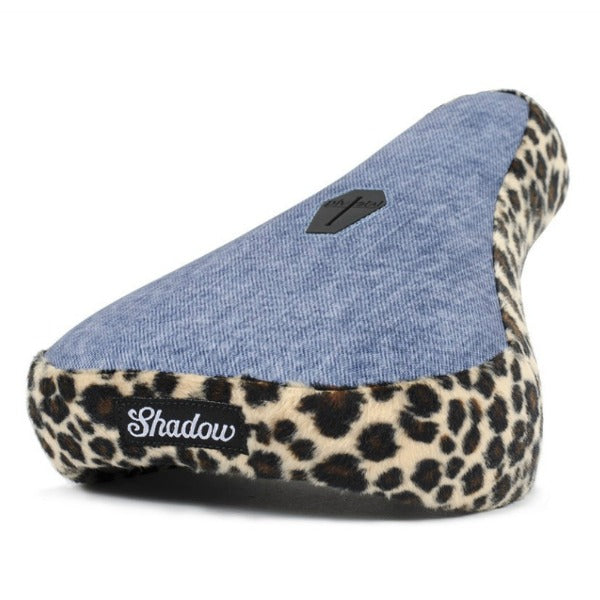 Shadow Conspiracy Jones Penumbra Seat BMX denim leopard