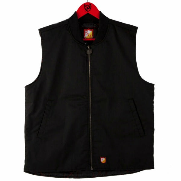 S&M Shield Cut Vest BMX