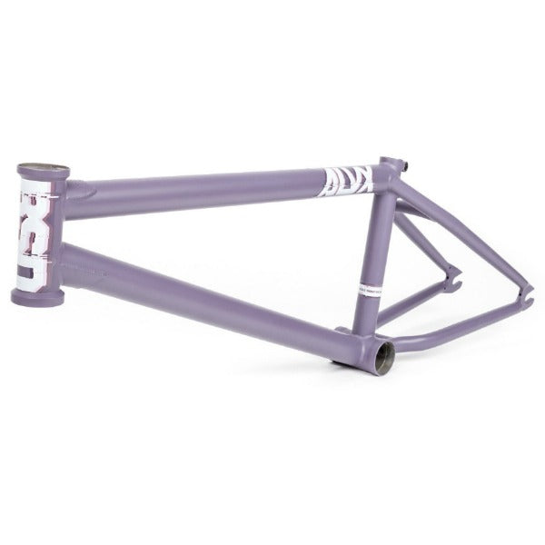 BSD ALVX V3 Frame purple Alex Donnachie