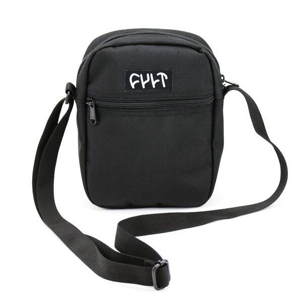 Cult Shoulder Pack Bag BMX black