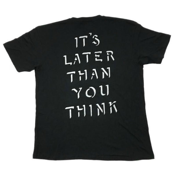 Cult Later Than You Think Shirt BMX Tee