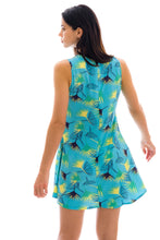 Charger l'image dans la galerie, Dress Flower Geometric
