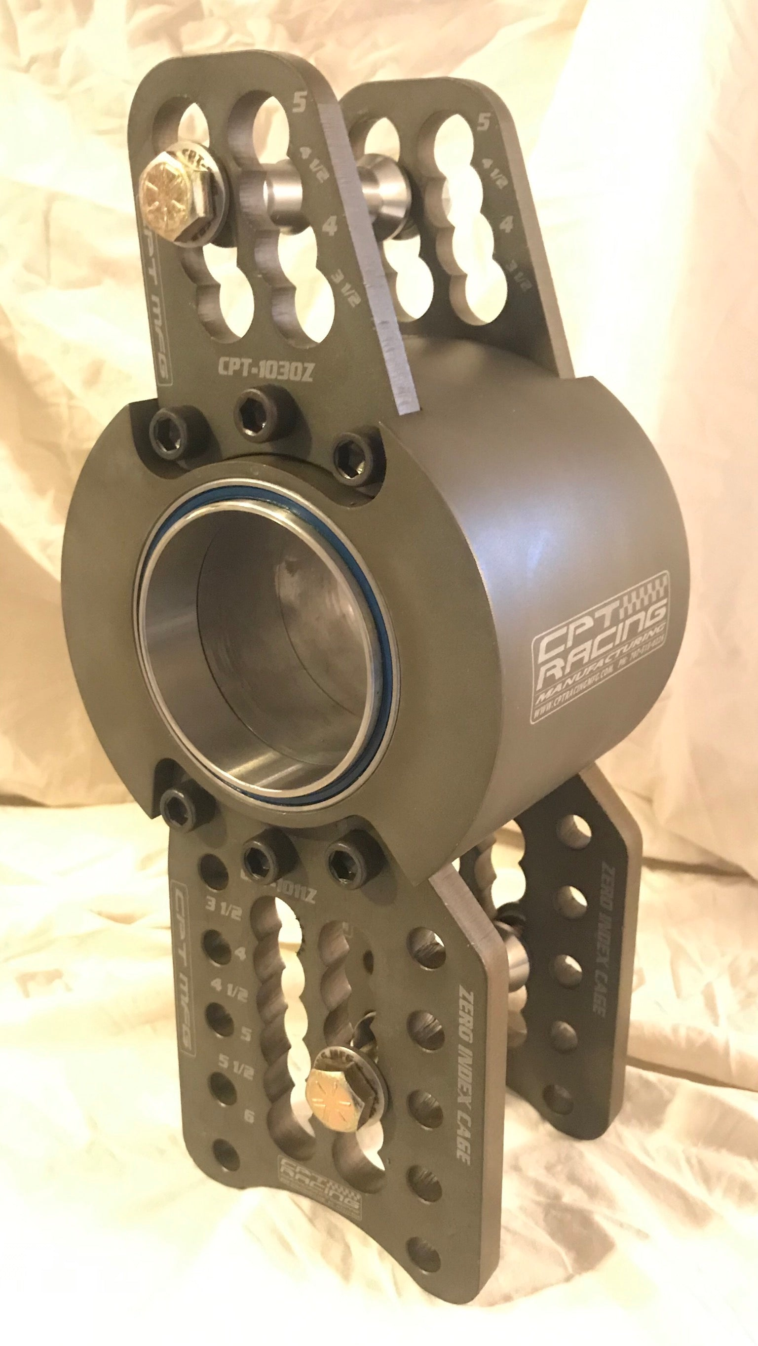 HEAVY ZERO INDEX BIRDCAGE (35lbs) - Part#: CPT-305HZ