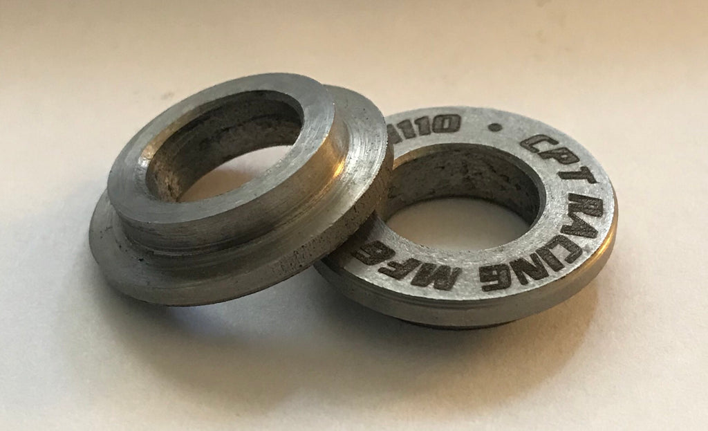 "1/2"" ID HAT SPACER - STAINLESS STEEL - CPT-1110"