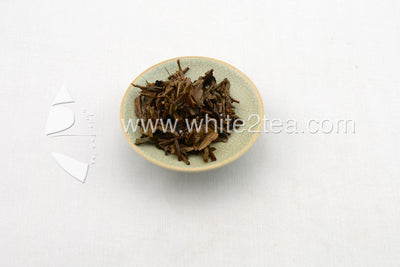 Raw Puer Tea - 2002 White2tea White Whale -