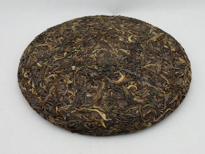 Raw Puer Tea - 2005 Naka -
