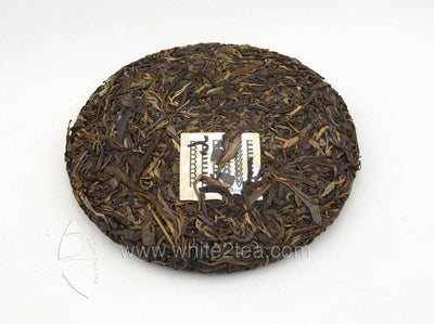Raw Puer Tea - 2007 White2Tea Repave -