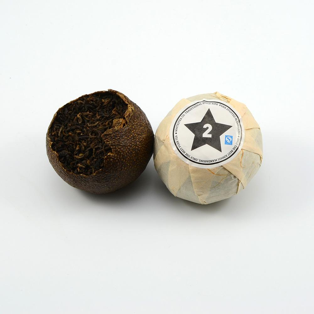 Ripe Puer Tea - 2011 Black Star -
