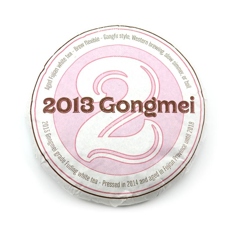 White Tea - 2013 Gongmei - 25g