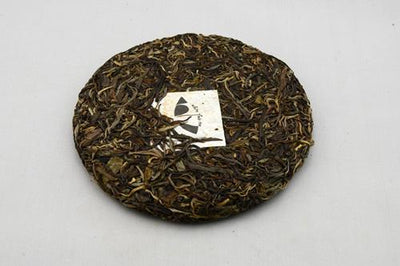 Raw Puer Tea - 2014 White2Tea 46&2 -