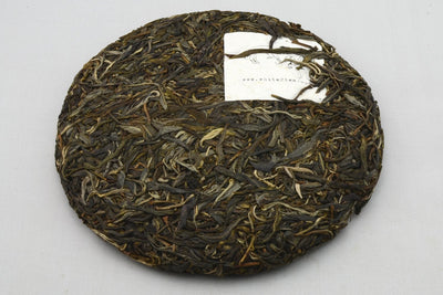 Raw Puer Tea - 2014 White2Tea Last Thoughts -