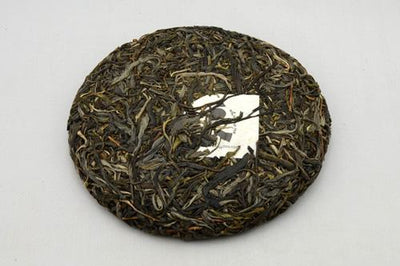 Raw Puer Tea - 2014 White2Tea Manzhuan -