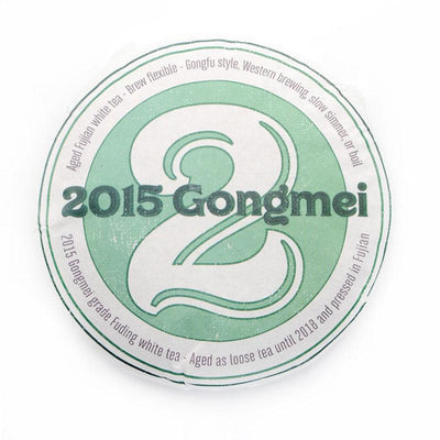 White Tea - 2015 Gongmei - 25g