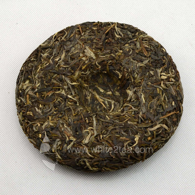Raw Puer Tea - 2015 72Hours -