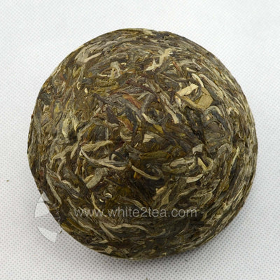 Raw Puer Tea - 2015 Green Shroom -