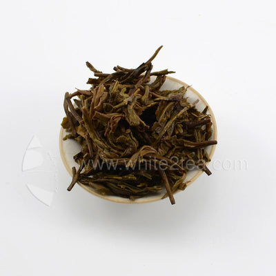 Raw Puer Tea - Midwest Nice Bamboo -