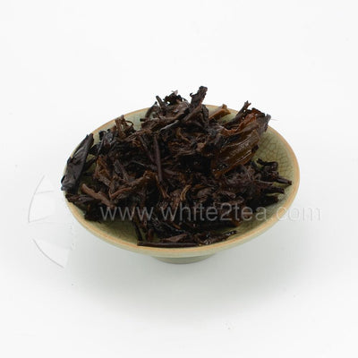 Ripe Puer Tea - 2015 Old Reliable - Ripe Puer House Blend -