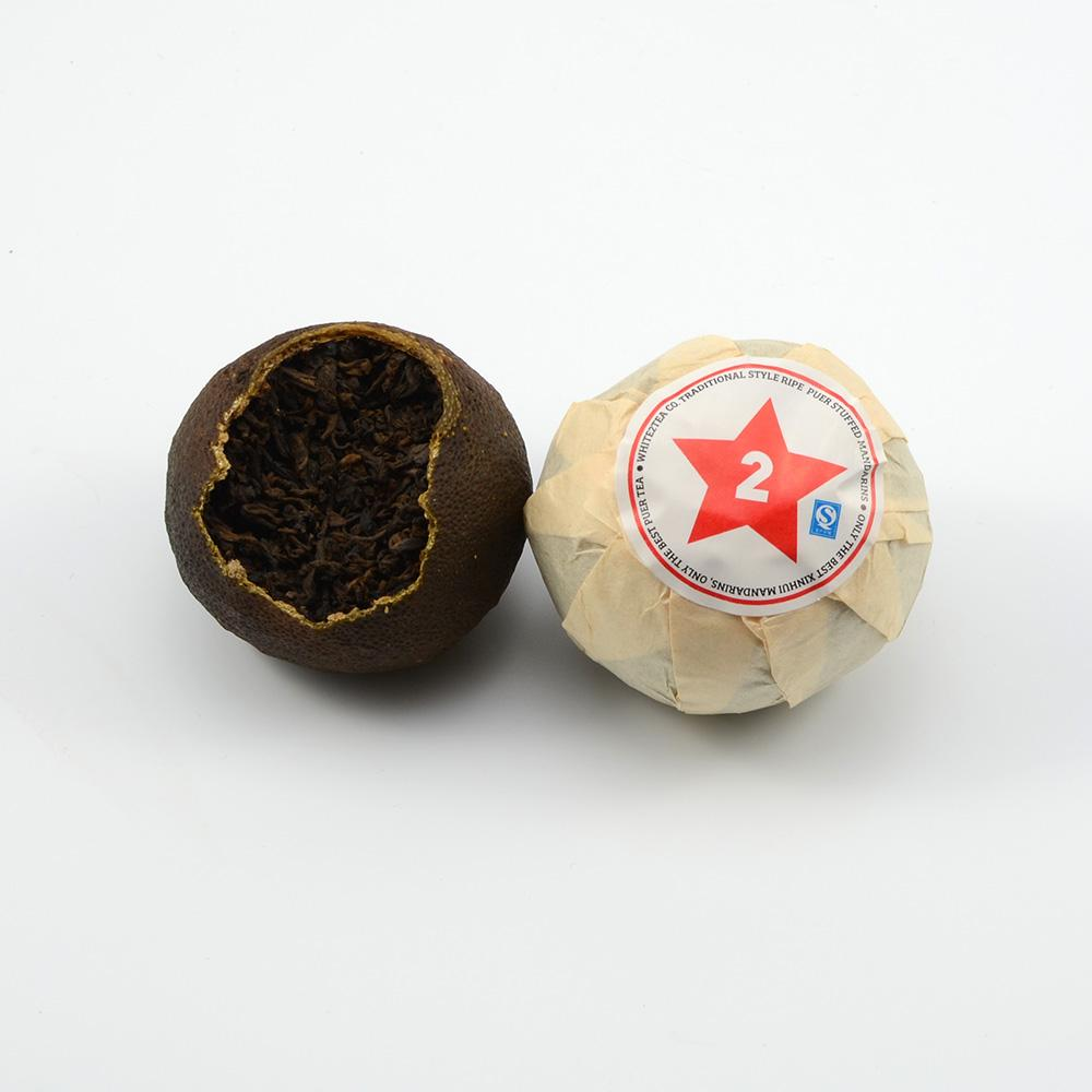 Ripe Puer Tea - 2015 Red Star -