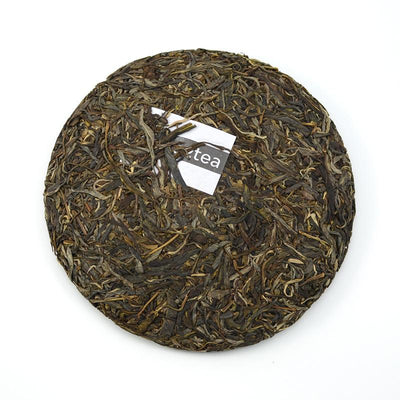 Raw Puer Tea - 2016 Last Thoughts -