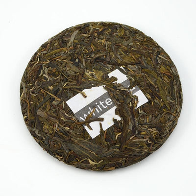 Raw Puer Tea - 2016 Into the Mystic -