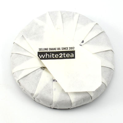 White Tea - 2016 Old Whitey -