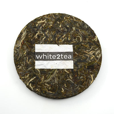 Raw Puer Tea - 2016 post truth -