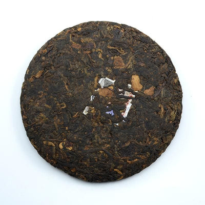 Ripe Puer Tea - 2017 Big O -