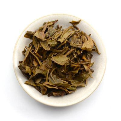 Raw Puer Tea - 2017 Boat Captain -
