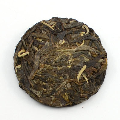 Raw Puer Tea - 2017 Flap Jacks - Raw Puer -