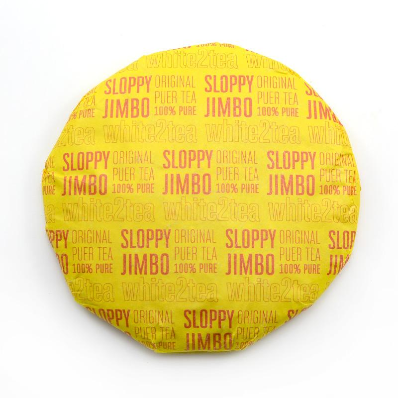 Ripe Puer Tea - 2017 Sloppy Jimbo - 200g