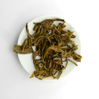 Raw Puer Tea - 2017 Dangerous Messengers -