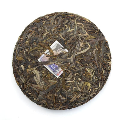 Raw Puer Tea - 2018 Chirping Bird -