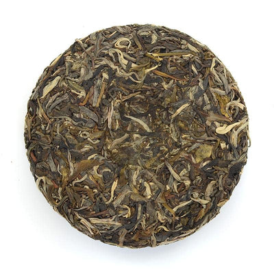 Raw Puer Tea - 2018 Ghosts -