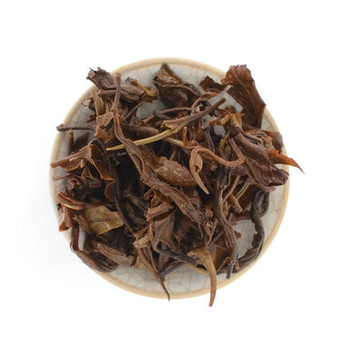 Black Tea - 2018 Hot Brandy -