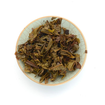 Raw Puer Tea - 2018 Peace Lily -