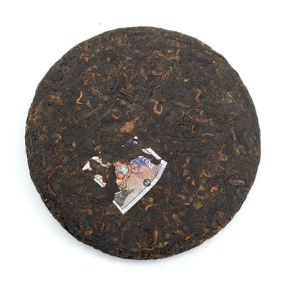 Ripe Puer Tea - 2018 Pretty Girls -