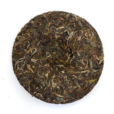 Raw Puer Tea - 2018 Pussy -