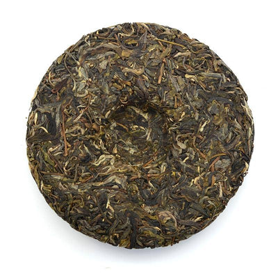 Raw Puer Tea - 2018 Queen of Clubs -