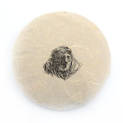Raw Puer Tea - 2018 Tunji - 200g