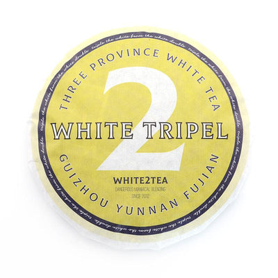 White Tea - 2018 White Tripel - 25g