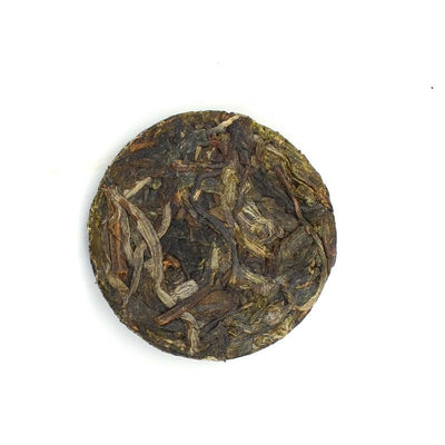 Raw Puer Tea - 2018 Flapjacks Raw Puer -