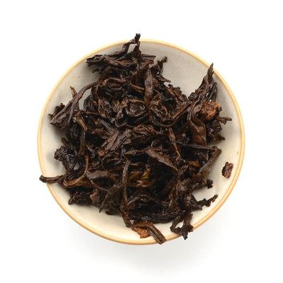 Ripe Puer Tea - 2019 Mini O'Bitters -