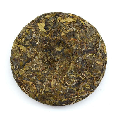 Raw Puer Tea - 2019 Gold 8 -